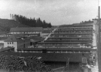 Kz flossenbuerg 1945 west