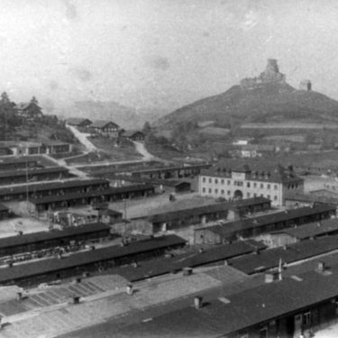 Kommandantur burg 1945