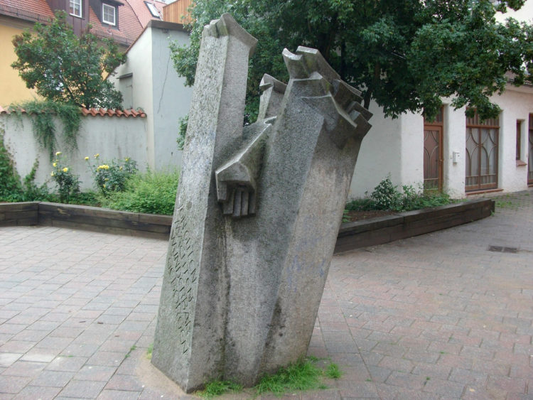 Ansbach_Bonhoeffer-Hof
